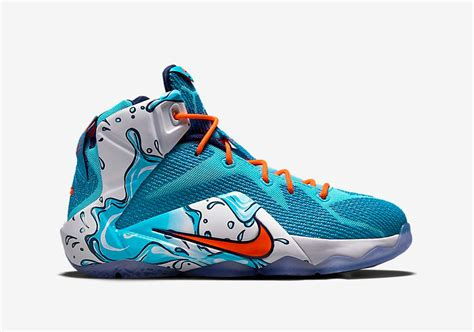 lebron shoes nike lebron 12 release dates photos
