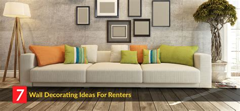 Decorating Ideas For Renters Home D 233 Cor Ideas Here How Renters Can Decorate Walls