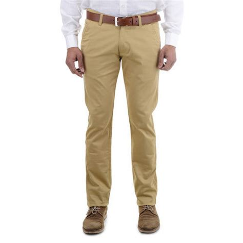 is khaki a color chinos mens khaki color trouser size 38 rs 325