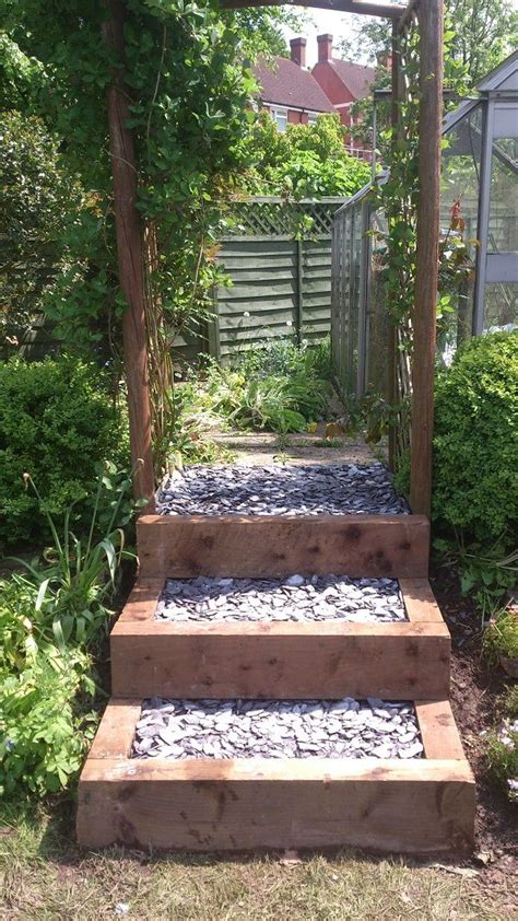 garden steps ideas 10 best images about outdoor steps on pinterest wooden