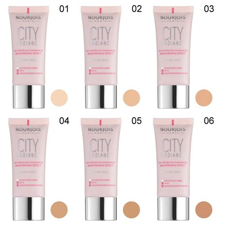 bourjois city radiance foundation reviews photo