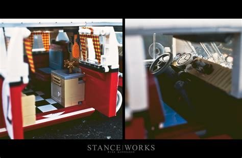 lego volkswagen inside stance works slammed lego volkswagen