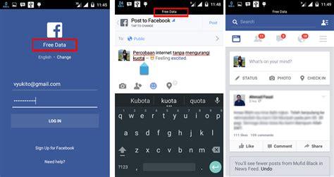 fb gratis tanpa kuota tips cara gratis facebookan tanpa memotong kuota internet