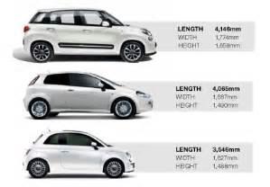 Fiat 500 Size Comparison Fiat 500c Engine Size 2017 Ototrends Net