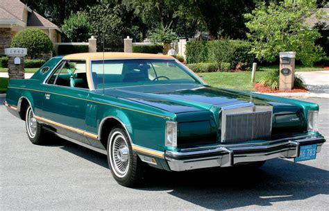 1977 lincoln v 1977 lincoln v givenchy edition classic cars today