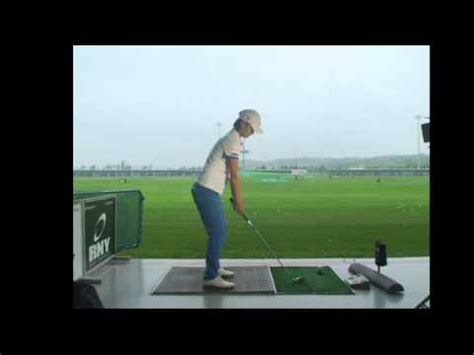 na yeon choi golf swing na yeon choi golf swing 6 iron behind 최나연 프로 스윙 youtube