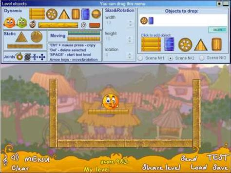 decke orange cover orange level editor