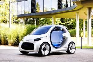 cars like smart car self driving electric smart car announced daily mail