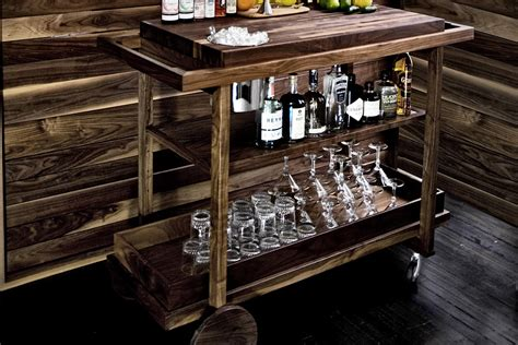 Ikea Wheeled Cart by Woodwork Bar Cart Plans Plans Pdf Download Free Bird