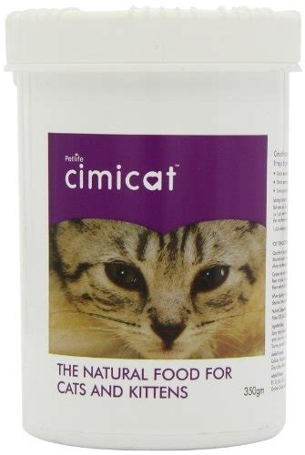 350g carbohydrates buy cimicat 350g at pets direct