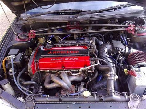 lancer evo engine mitsubishi evo 4 1996 1998