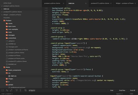 color themes for sublime text 3 sublime text themes best sublime text themes to use in 2018