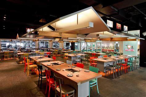 coca grill restaurant  integrated field bangkok