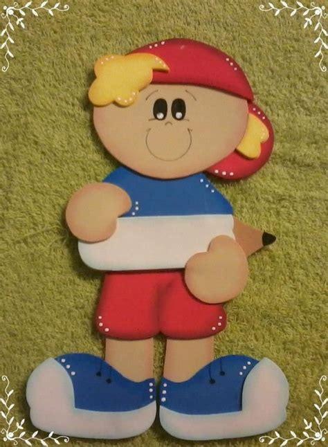 imagenes infantiles en foami moldes ni 241 os planos en foami buscar con google moldes