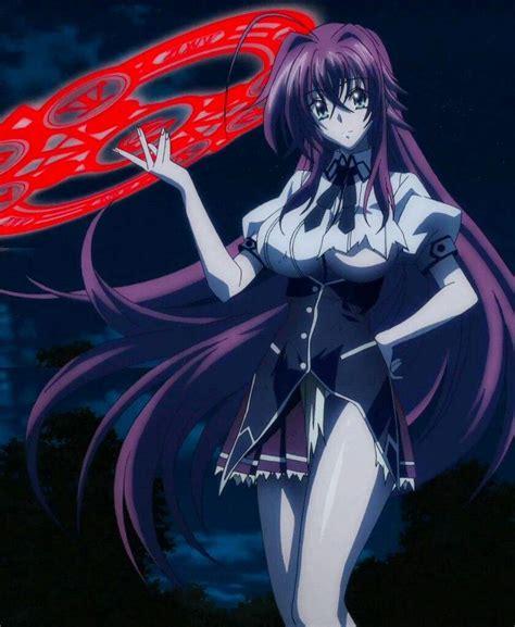 highschool dxd new rias gremory anime amino