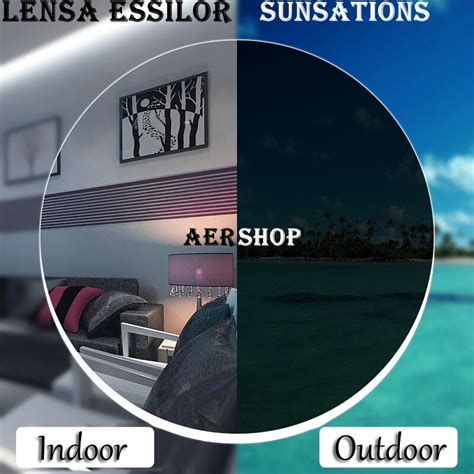 Lensa Essilor Crizal Minus 4 S D 5 75 jual lensa minus lensa essilor crizal alize essilor sunsations aershop