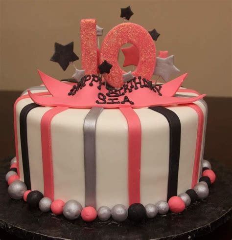Cake For Ten Year Olds Girls Cake Ideas For 10 Yr Old Girl   Vetwill   PARTY THEME DECORATION