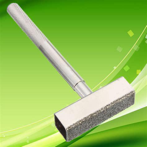 bench grinder wheel dressing tool handheld diamond grinding disc wheel stone dresser tool