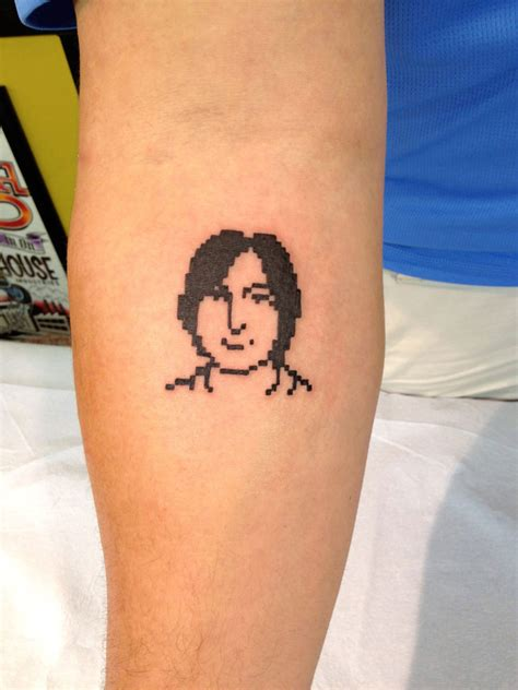 tattoo career steve jobs left an imprint on the skin of some devoted fans