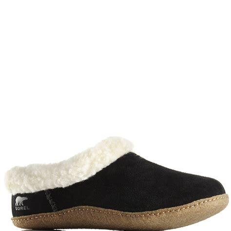 womens winter slippers womens sorel nakiska slide suede winter shoes fur lined