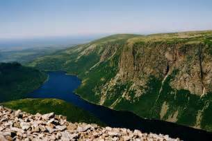 Newfoundland is a large canadian island off the east coast of the