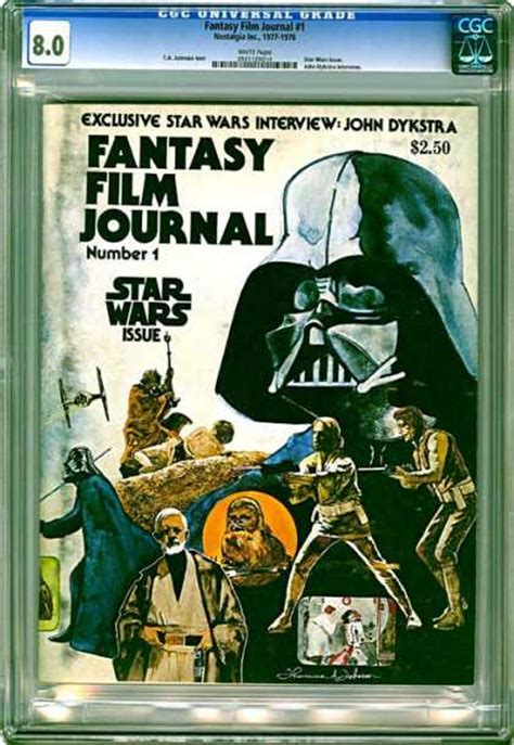 Fantasy Film Journal | cgc graded comics covers 950 999