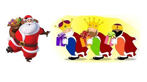 Imagenes De Los Reyes Magos Y Santa Clos | santa claus vs los reyes magos dream alcal 225