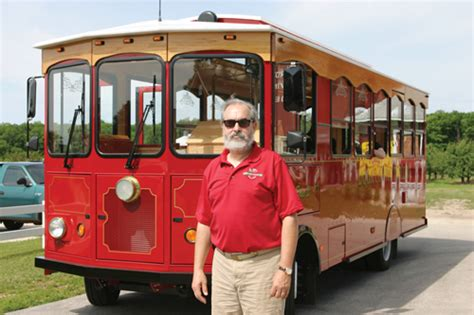 Door County Trolley Tours by Door County Trolley Midwest Flyer General Aviation