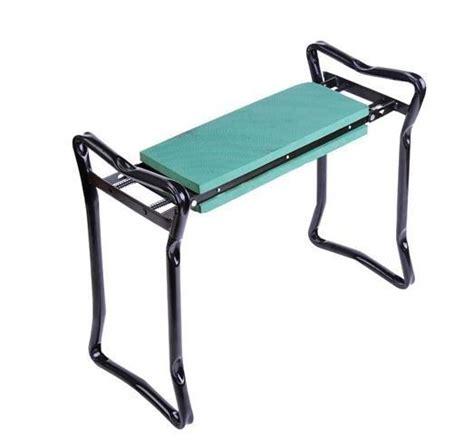 bench walker portable kneeler knee cushion garden lawn patio bench