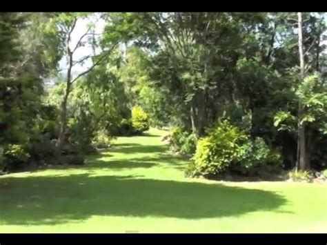 aussie backyard an australian back yard youtube