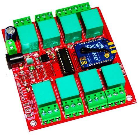Wifi On Board 8 channel relay board wifi