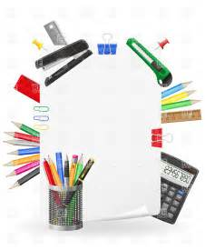 Office Supplies Stationery Office Supplies Icons 19838 Objects