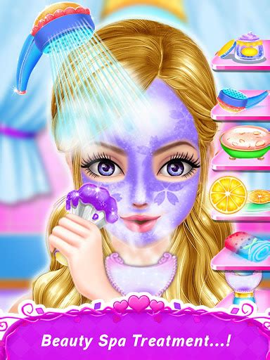perfectgirl mobile paint make up for play