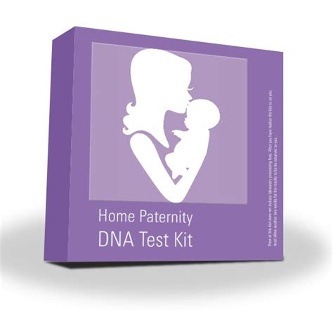 are home dna paternity test kits accurate