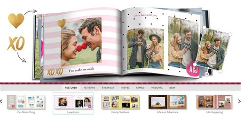 create a picture book free photo books create your personalised photo album