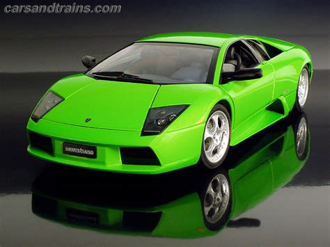 Lamborghini Murcielago Green Diecast King Autoart Lamborghini Murcielago Green