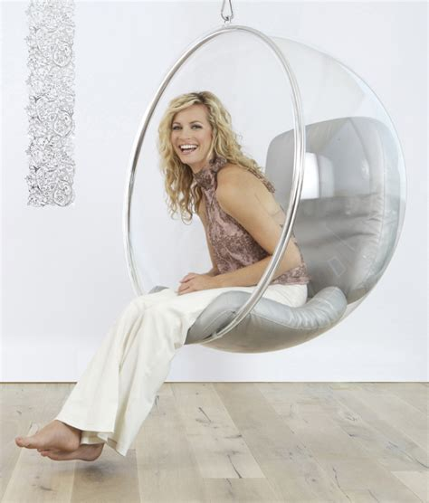 Home Decor Hanging hanging bubble chair