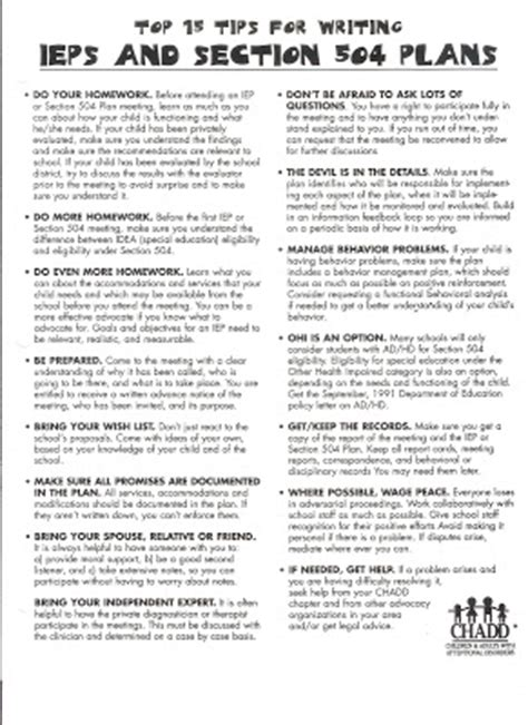 pops parents offering parents support tips for ieps