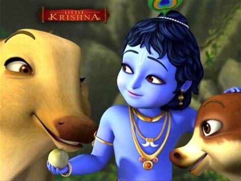 cartoon film of krishna little krishna junglekey in image 150