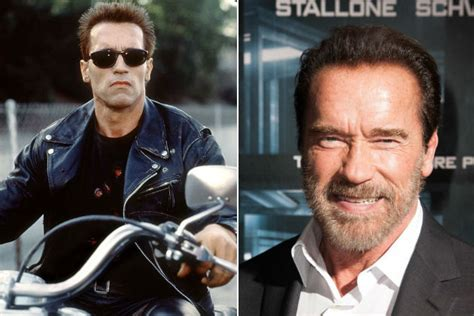 arnold schwarzenegger 41 years later then now see the cast of terminator 2 judgment day then and now