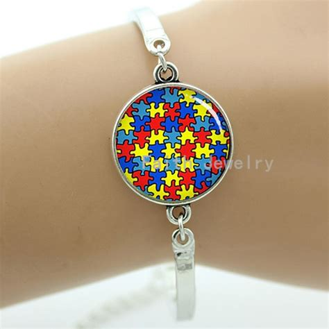 popular autism jewelry buy cheap autism jewelry lots from