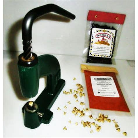 macchina per confezionare alimenti occhiellatrice manuale da banco per chiudere occhielli su