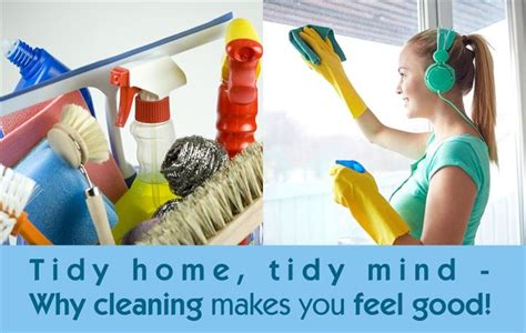 tidy home cleaning happiness something we all deserve