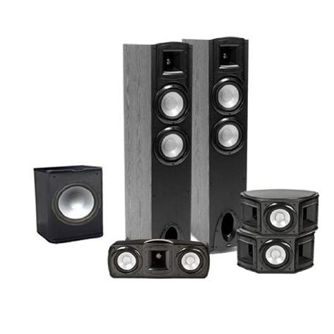 klipsch synergy f 20 home theater system home audio cheap