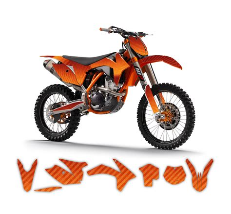 Custom Product custom series motocross graphics kit playbike