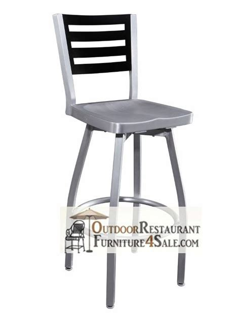 Bar Stools For Outside Use the shipyard collection swivel bar stool is designed for