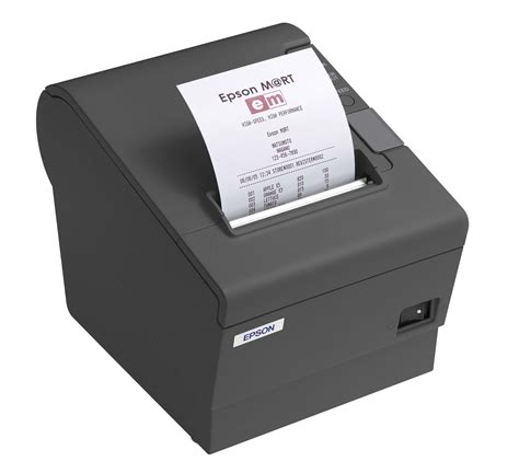 Pch Technologies - epson tm88v thermal slip printer pch technologies