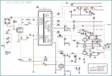 smps circuit diagram readingrat net