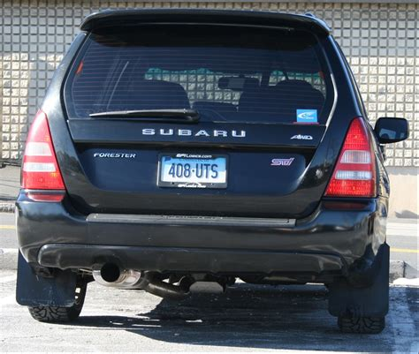 Catback Exhaust Subaru Forester Owners Forum