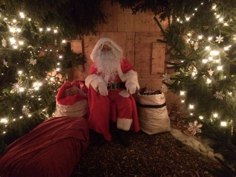 Father Christmas Is Here Church Farm Stow Bardolph